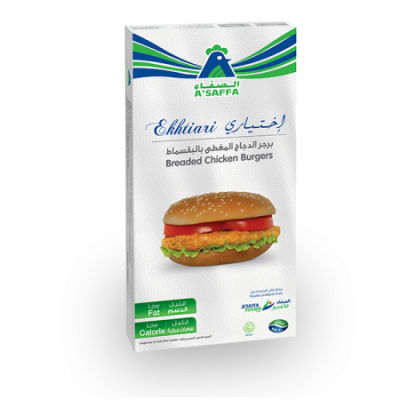 Ekhtiari Breaded Chicken Burger