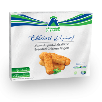 Ekhtiari Breaded Chicken Fingers