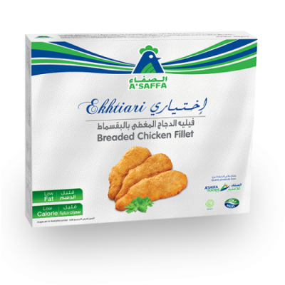 Ekhtiari Breaded Chicken Fillets